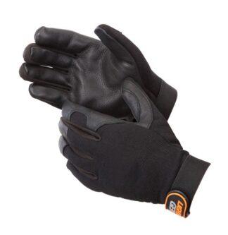 0918BK BlackKnight Mechanics Glove, Pair
