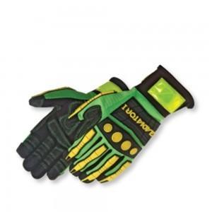 Liberty Gloves 0922 Gladiator I Impact Glove, Pair