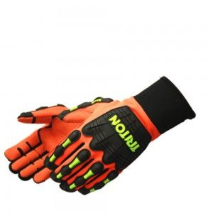 Liberty Gloves 0923 Triton Impact Glove, Pair