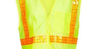 ML Kishigo 1076 ORALITE All Mesh Lime Vest
