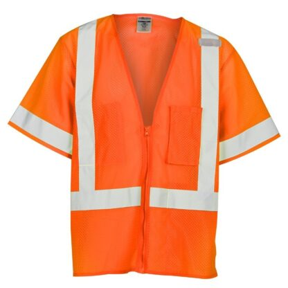 ML Kishigo 1265 All Mesh Orange Vest