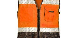 ML Kishigo 1524 Premium Brilliant Series Heavy Duty Orange Vest