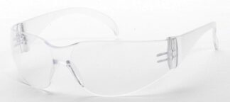1715C F-I Clear Lens, Clear Frame