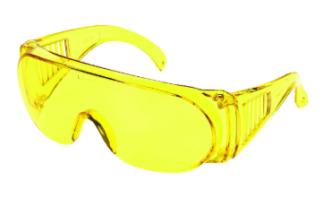 INOX 1750A Armour Amber Lens