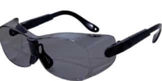 INOX 1752G/AF Armour Gray Lens (anti-fog)