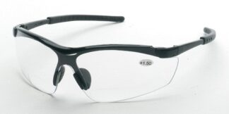 Cheaters Bifocal Clear Lens  Reading Safety Glassess