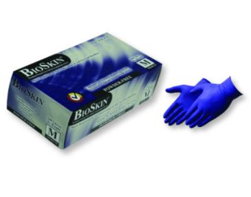 2010CB Examination Grade Royal Blue Nitrile Gloves - 5.5 mil (Powder Free)