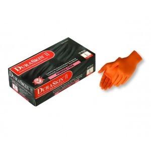 2010HO Industrial Grade Orange 4mil Nitrile Gloves, 100ct/Box
