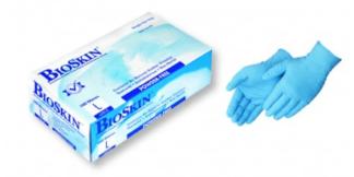 2010ML Medical Examination Grade Blue Nitrile Gloves