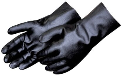 Liberty Gloves 2238 Smooth PVC Coated  18 inch Gauntlet Gloves, Dozen