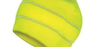 ML Kishigo 2826 Lime Knit Beanie