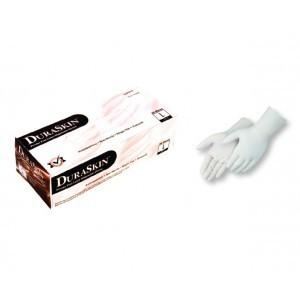 2830HR Medical Grade Examination High Risk 10 Mil Powdered Free White Latex Gloves 50/Box, 10Box Per Case