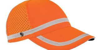 ML Kishigo 2855 Reflective Orange Baseball Cap