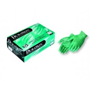 2905W Disposable 6.5 mil Powdered Free Green Vinyl Gloves, 1000ct Case