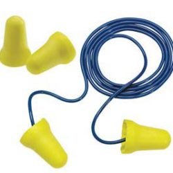 3M 312-1222 E-Z Fit Plugs , Corded 100ct