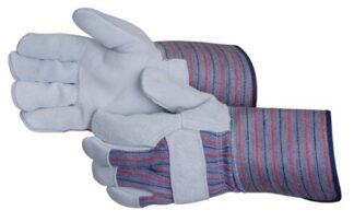 Liberty Gloves 3264 Select Shoulder Leather Palm Glove With 4 1/2 inch Rubberized Cuff, Dozen
