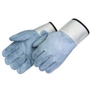 Liberty Gloves 3410 Kevlar Thread Sewn Full Leather Back, Dozen