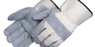 Liberty Gloves 3514 Kevlar Thead Sewn Double Palm & Finger Glove 4 1/2 inch Gauntlet, Dozen