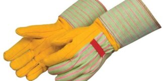 4214ST Heavy Weight Golden Chore Glove, With 4 1/2