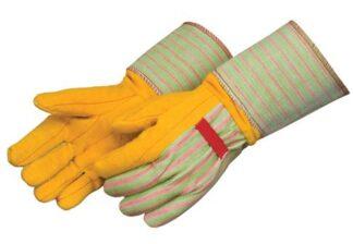 4214ST Heavy Weight Golden Chore Glove, With 4 1/2