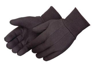 4513 Brown Jersey 13oz Glove, Dozen