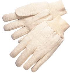 4512 Heavey Duty 12oz Cotton Canvas Gloves, Dozen