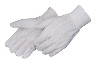 4518Q Double Palm 18oz Cotton Canvas Glove, Dozen