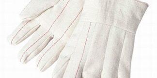 4531 Double Palm 20oz Cotton Canvas Band Top Glove, Dozen
