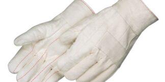 4551 Premium Grade 24oz Hot Mill with 2 1/2 Band Top Wrist, Dozen