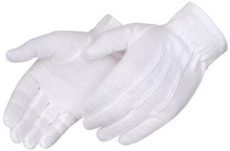 4621 Formal White Dress Gloves, Dozen