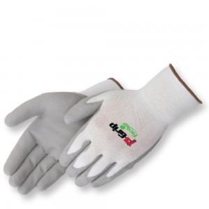 P4639 Gray Ultra-Thin Polyurethane Coated Palm Glove, Dozen
