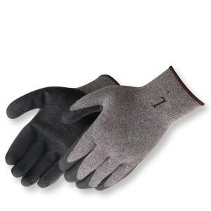 Liberty Gloves 4729SP Black Latex Coated Palm Glove, Dozen