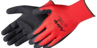 Liberty Gloves 4779RD A-Grip Latex-Coated Gloves, Dozen