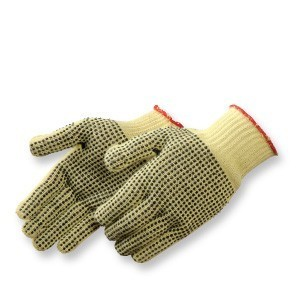 Liberty Gloves 4816 Kevlar Cut Resistant Gloves with 1 Sided PVC Dots, Dozen