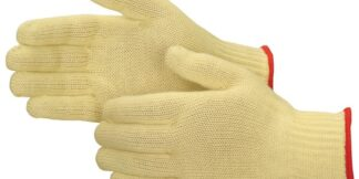 Liberty Gloves 4817KC Kevlar Plated & Cotton Inner Layer Gloves, Dozen
