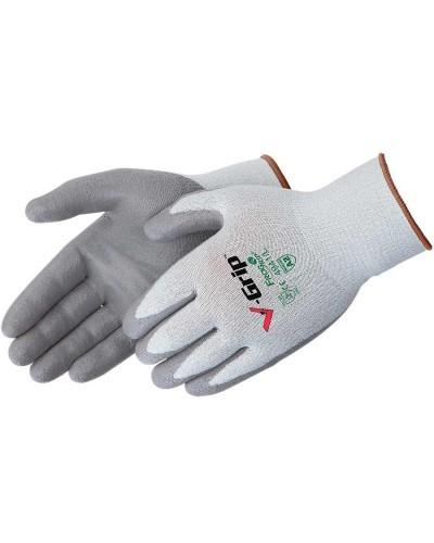 Liberty Gloves 4941 V-Grip Gray 13 Gauge Palm Coated Glove, Dozen