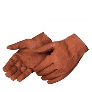 Liberty Gloves 5310 Men's Rust Vinyl Impregnated Gloves, Dozen