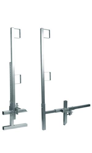 Falltech 6040422 Guardrail Post/Clamp Set 42