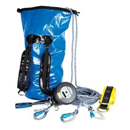 FALLTECH 6814300K UNI DRIVE 300ft RESCUE AND DESCENT KIT WITH BAG