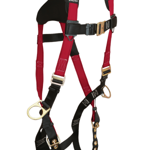 FallTech 7010B Tradesman+ Full Body Harness