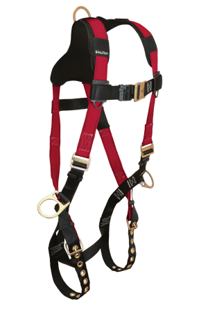 FallTech 7010B Tradesman+ Full Body Harness