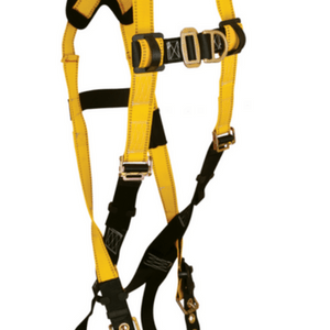 FallTech 7021FD Journeyman Full Body Harness