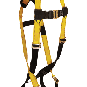FallTech 7021QC Journeyman Flex 1D Ring Full Body Harness