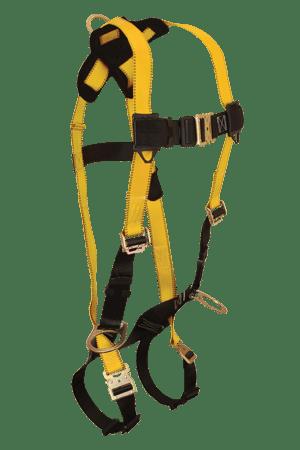 FallTech 7023QC Journeyman Uni-Fit Full Body Harness