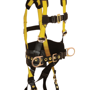 FallTech 7034 Journeyman Full Body Harness