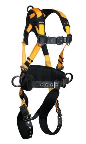 FallTech 7035B Journeyman FLEX Aluminum Full Body Harness