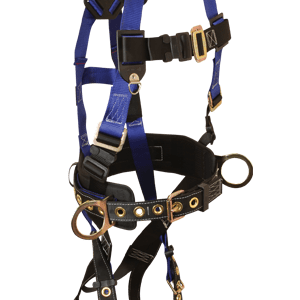 FALLTECH 7073 Contractor  Full Body Harness
