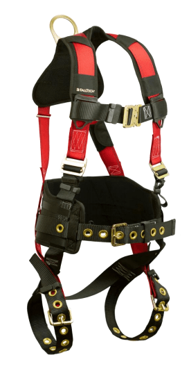 FallTech 7079B Tradesman+ Full Body Harness with 1D Ring