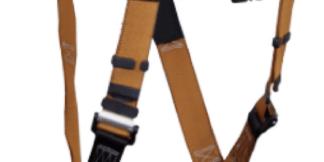 FALLTECH 7080B3D Advanced ComforTech GEL Harness