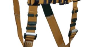 FALLTECH 7082B Non-Belted ComforTech GEL Harness